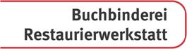 Buchbinderei Restaurierwerkstatt